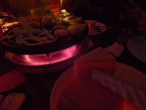 racletteilta