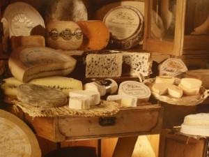 Ranskan juustot